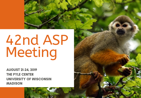 Attend the 42nd ASP Meeting